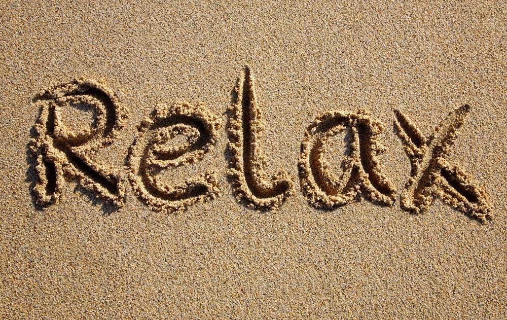 Strand-relax-massage